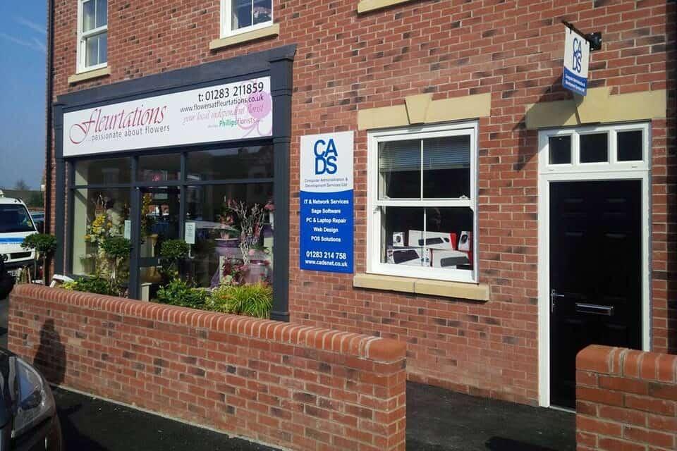 Contact us Cads Website Design Swadlincote, Burton on Trent, Ashby de la zouch